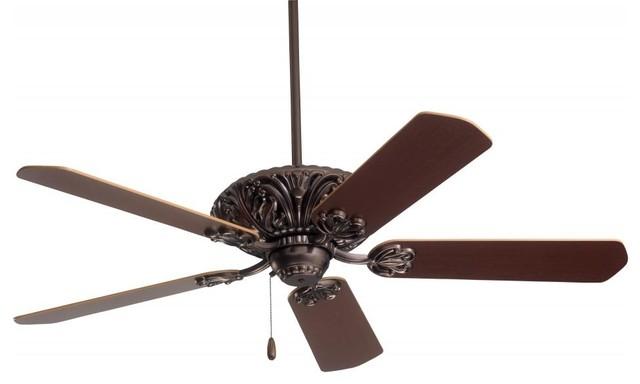 Oil Rubbed Bronze Ceiling Fan.