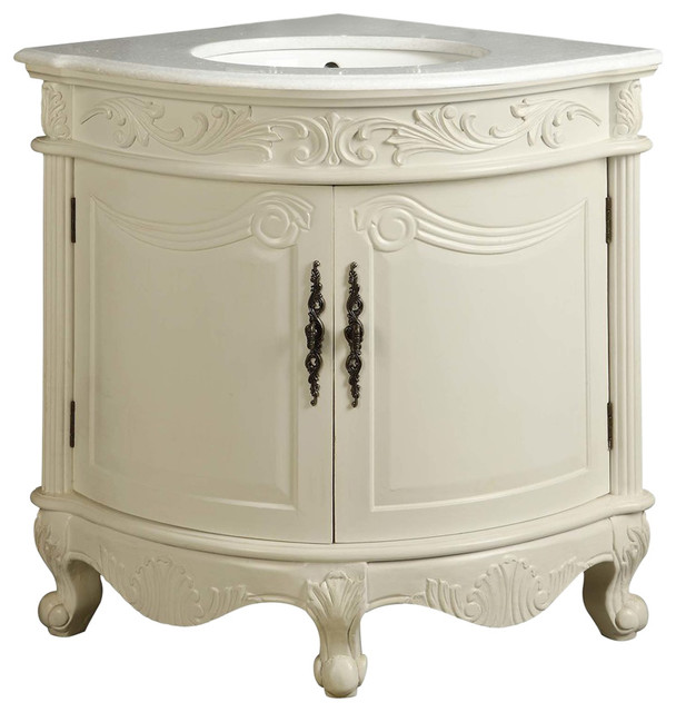victorian sinks bathroom benton collection 24 quot antique style white corner shape 14949