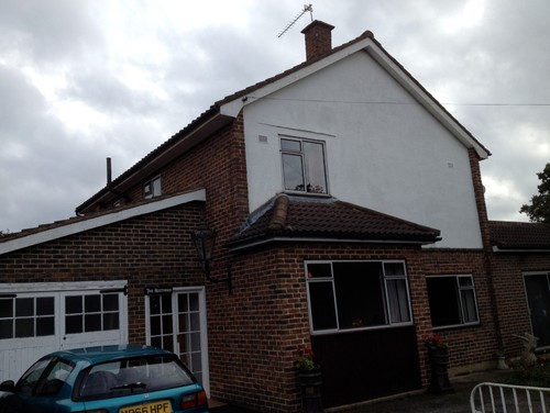Need some exterior facelift photos of 1950s 1960s house for 60s house exterior makeover