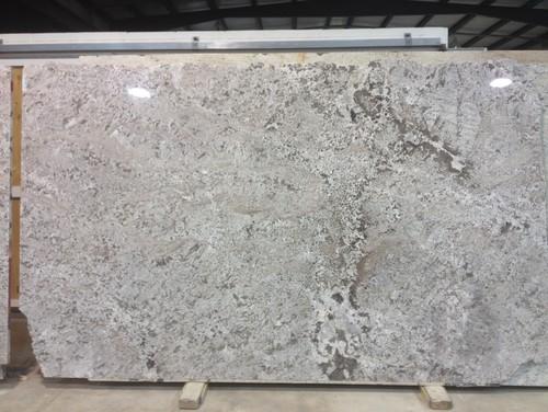 Backsplash With Bianco Antico Granite