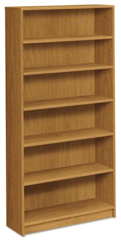 Hon 1870 Series 6-Shelf Bookcase, 36x11.5x72.63 , 6 by The HON Company