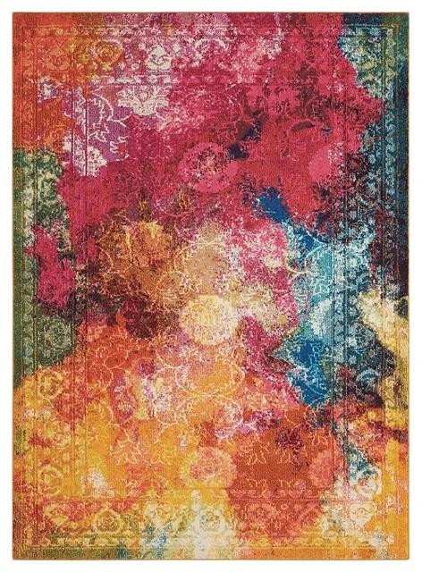 Celestial Rug, Seaglass, 119x180 cm
