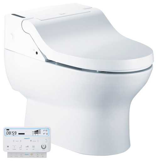 Bio Bidet IB835 Fully Integrated Bidet Toilet System