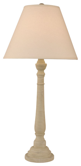 Cottaged Sisal Round Buffet Lamp Farmhouse Table Lamps by Coast Lamp Mf