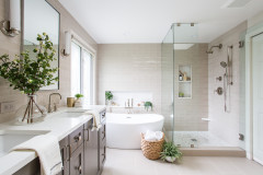 Bathroom of the Week: Fresh Style and an Airy Layout