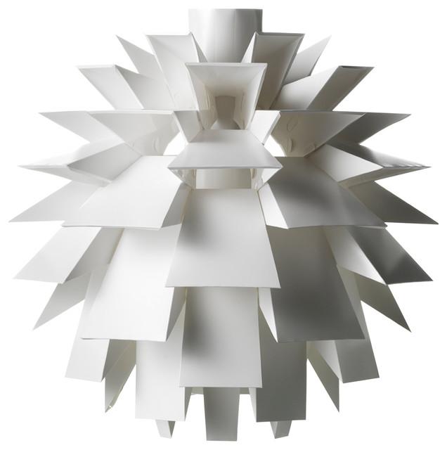 Normann Copenhagen Norm69 Pendant Shade, White, Small