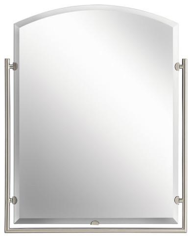 Kichler Structures Arched Mirror.