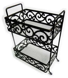 Elegant Home Fashions Freestanding Shower Caddy, Orb