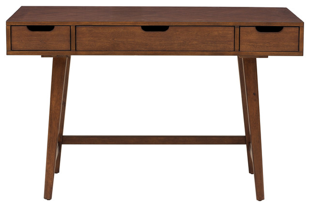Janet Mid Century Modern Writing Desk.