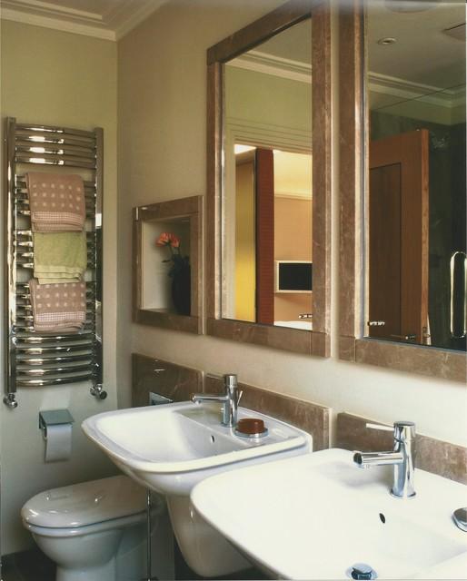 Penthouse london uk for Bathroom interior design london