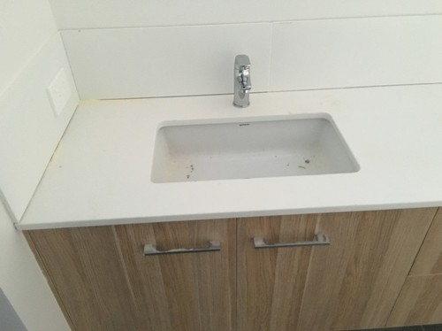sizes of kitchen sinks replace doors drawers on floating vanity 5302