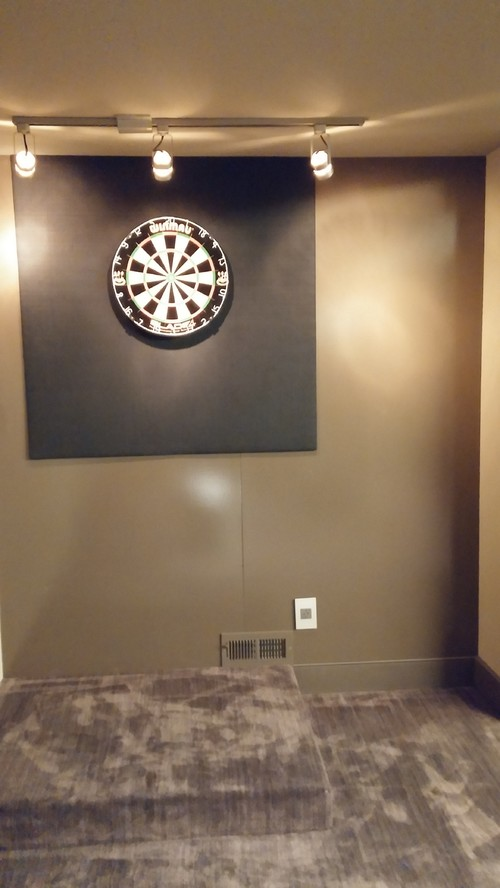 Diy Dart Board Score Board Graffiti Wall Wall Is Painted