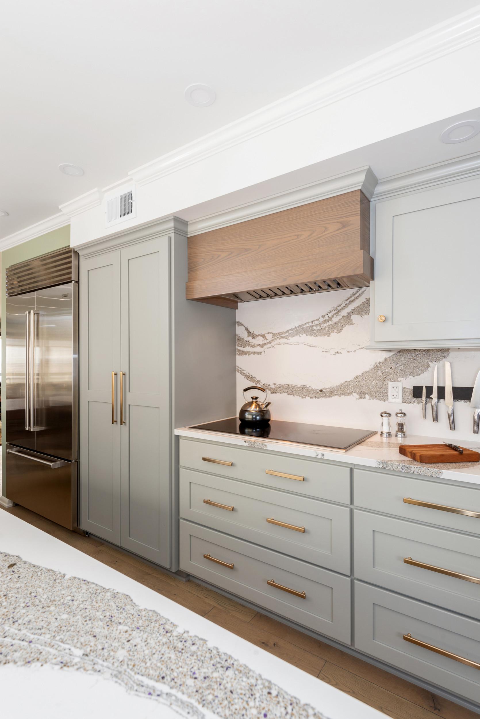 Mt Washington Condo Kitchen Renovation
