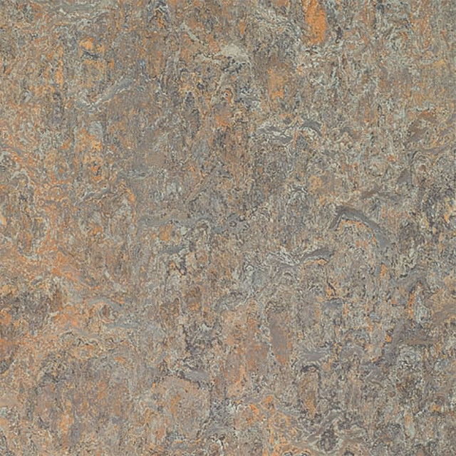 "Forbo Marmoleum Click Cinch Loc, Granada, Set of 7, 12""x12"" Squares"