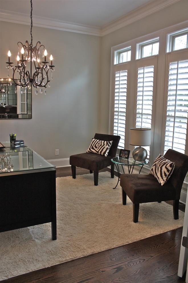 Home design - traditional home design idea in Charlotte