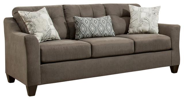 Encino Charcoal Sofa.