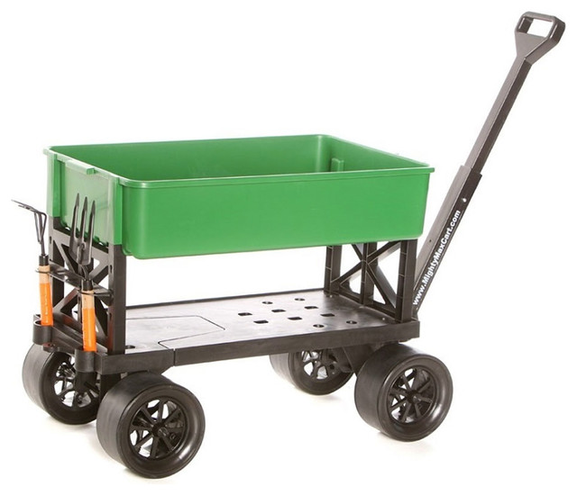 Mighty Max All-Purpose Garden Cart