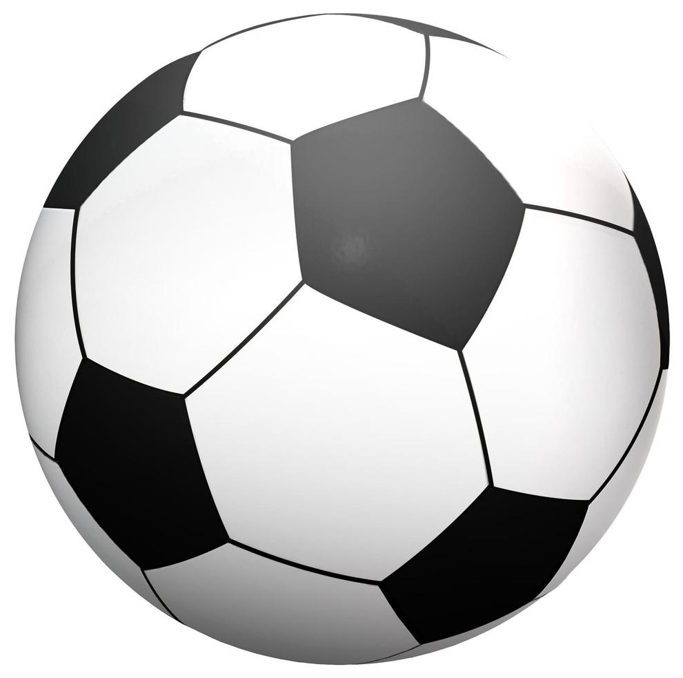GoFloats 4/' Giant Inflatable Football *NEW SUMMER 2017 DESIGN*