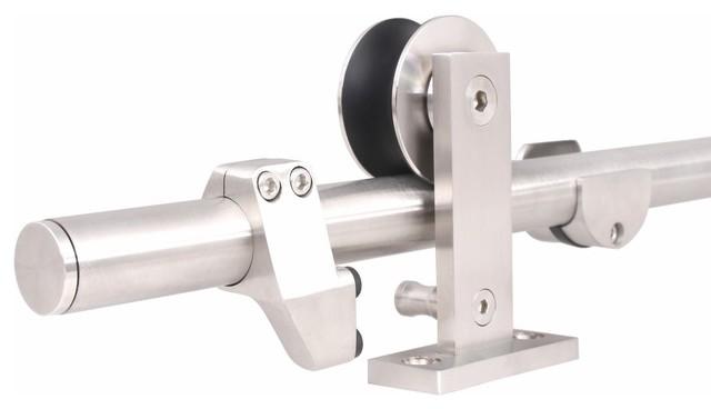 Tms 96 Stainless Steel Interior Sliding Barn Wooden Door Hardware
