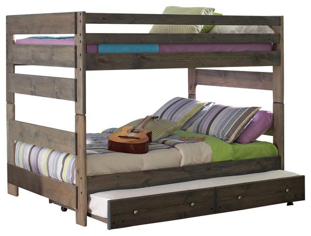 Coaster Sara Full Bunk Bed