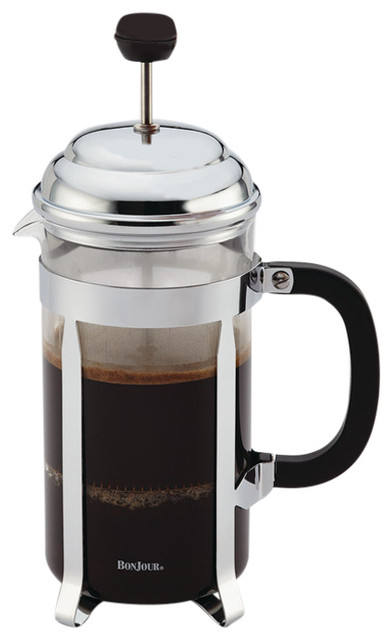 Coffee Bijoux French Press, 8 Cups.