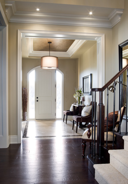 Jane lockhart interior design   traditional   entry   toronto   by ...