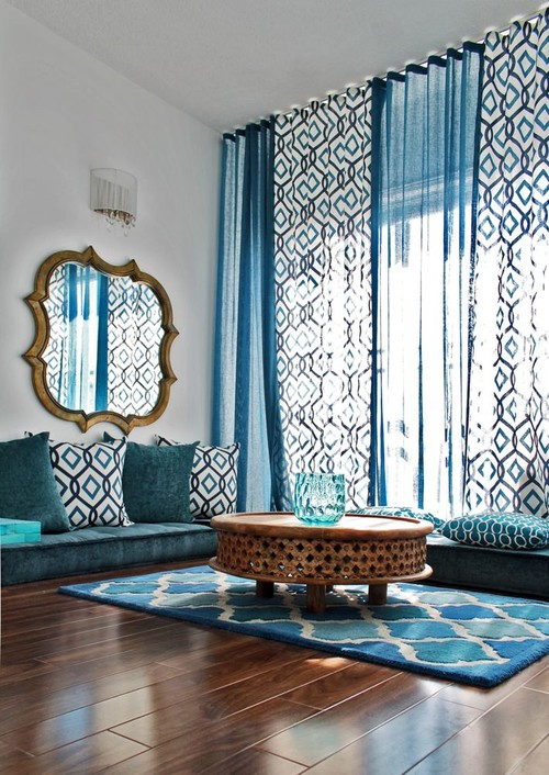 Modern Moroccan Tea Room Collection 13 Wallpapers