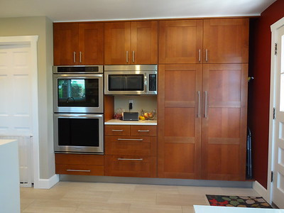 Mid Century Main Level Remodel and Kitchen