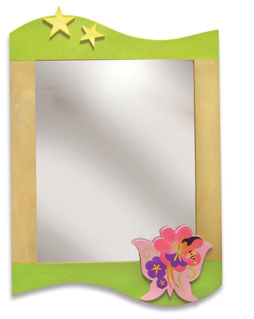 Erfly Fairy Wall Mirror