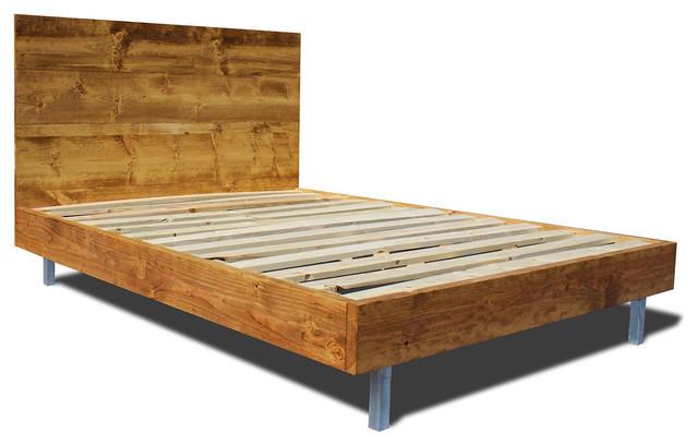 modern platform bed frame full platform beds