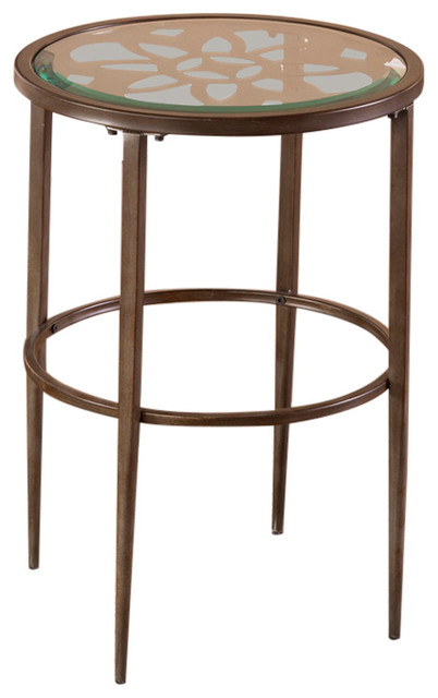 Marsala End Table.