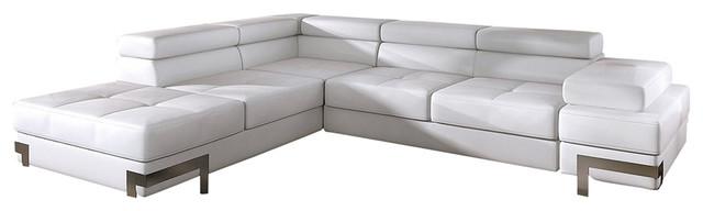 Emporio Sectional Sleeper Sofa