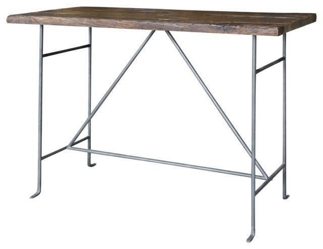 Kazimir Bar Table-Bleached Pine