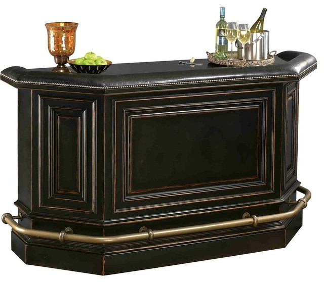 Howard Miller Northport Bar Cabinet - Traditional - Wine And Bar Cabinets - by Unlimited ...