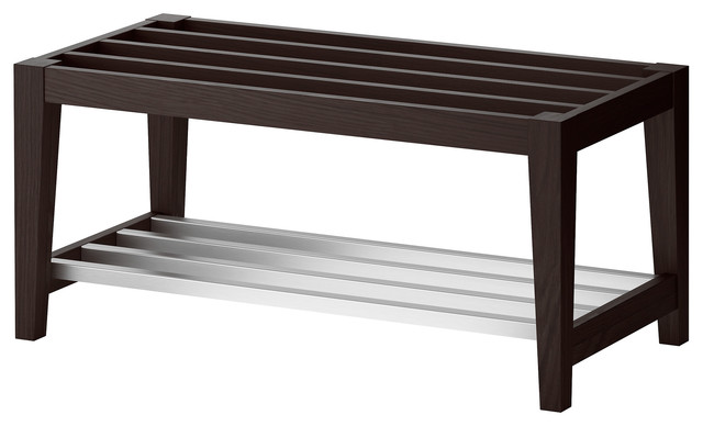 STÄLL Shoe rack - IKEA - Traditional - Shoe Storage - by Atypical Type A