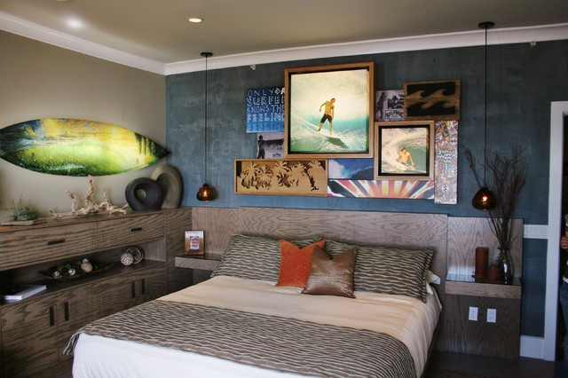 Inspiration for an eclectic home design remodel in Orange County. Surf Theme   Houzz