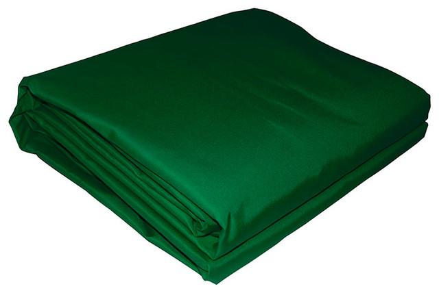 Aleko Rectangle 18&x27;x18&x27; Waterproof Sun Shade Sail, Green.