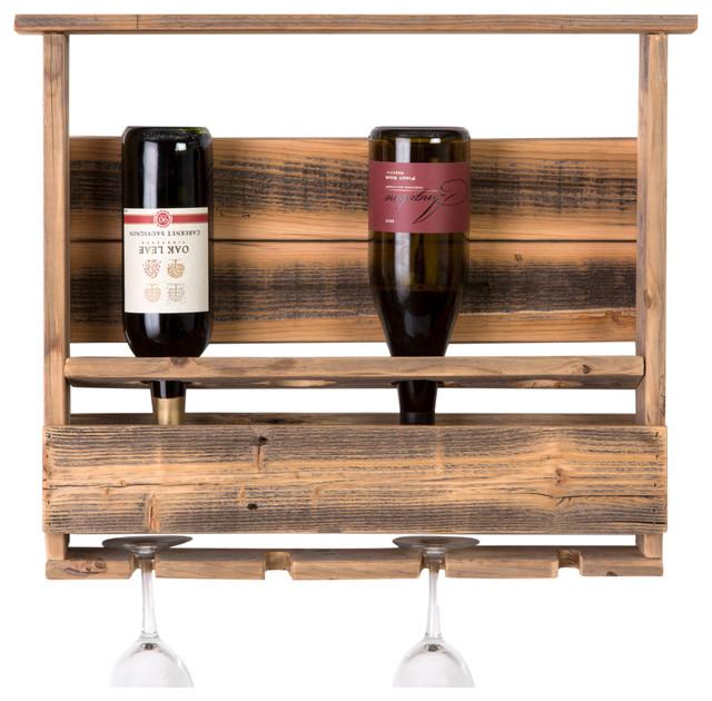 bravo top shelf wine and glass rack small 18 x22. Black Bedroom Furniture Sets. Home Design Ideas