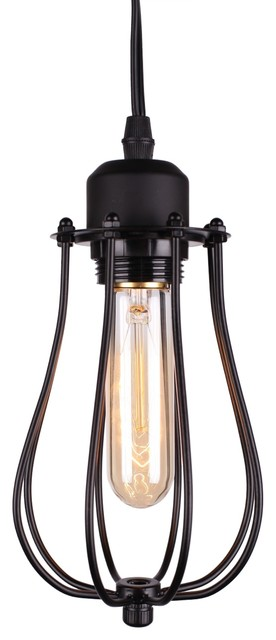 Factory Industrial Style Edision Bulb Hanging Light.
