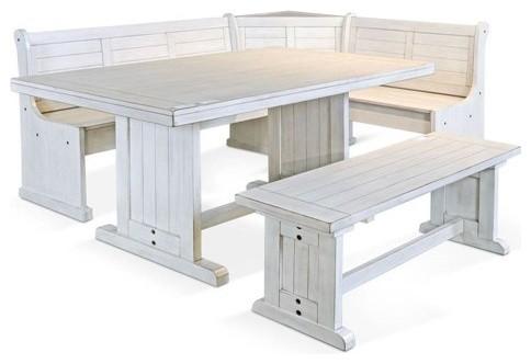Sunny Designs Bayside Side Bench