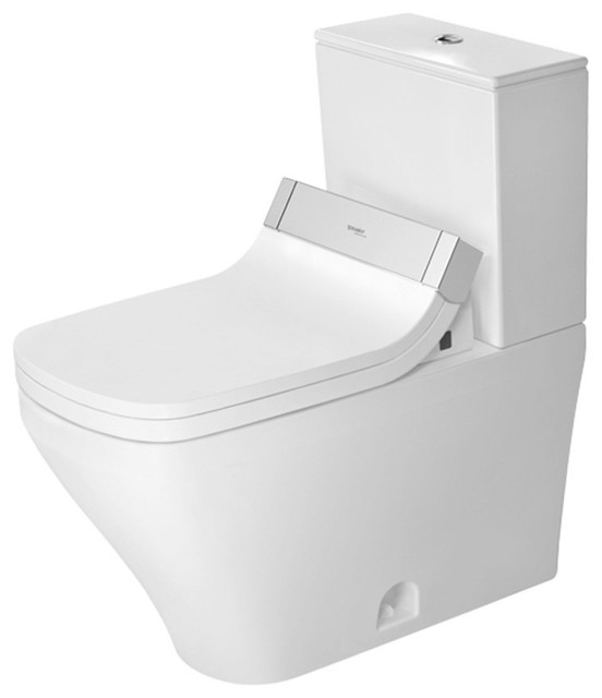 Enjoyable Duravit Durastyle Toilet Bowl White Alpin 2160510000 Beatyapartments Chair Design Images Beatyapartmentscom