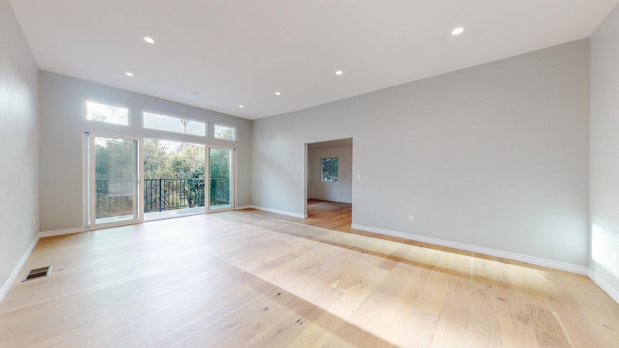 Full Interior Remodel Living Room