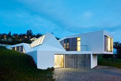 Arquitectura: La sugerente vivienda de una artista en Gijón
