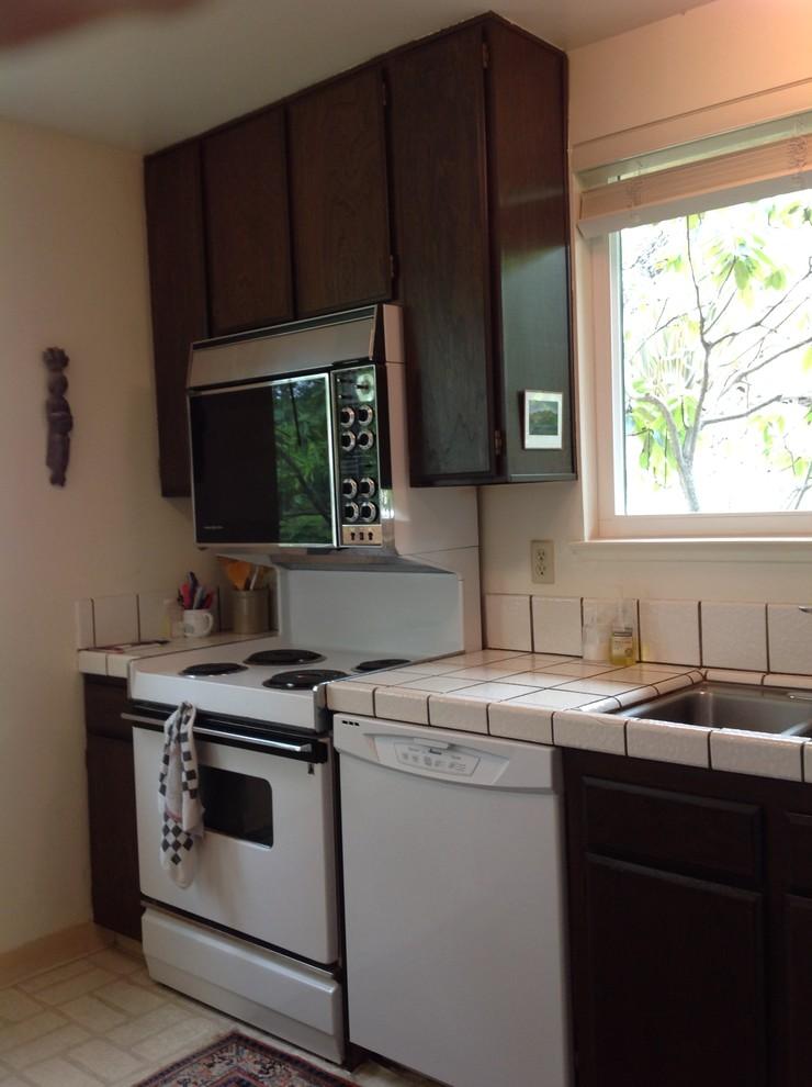 Gleaming Greenbrae Kitchen
