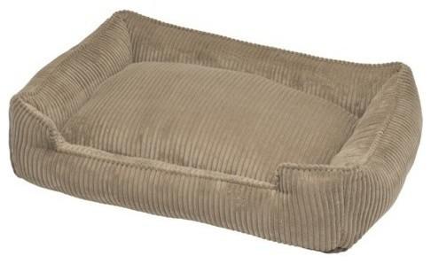 Jax Bones Corduroy Lounge Bed Honey X Large