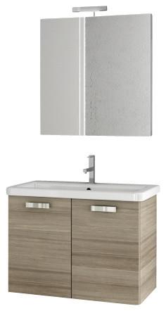 Inch Larch Canapa Bathroom Vanity Set