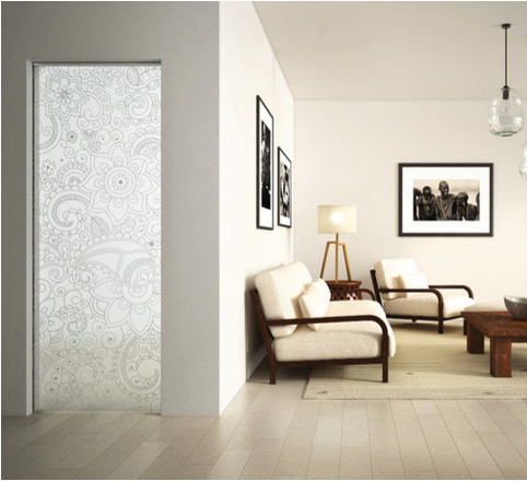 frameless glass pocket doors