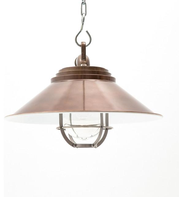 Albury Pendant Light Industrial Pendant Lighting By Cocoweb Inc