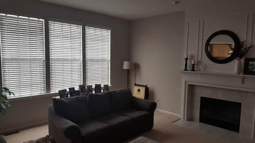 Should The Curtains Match Carpet Or Wall Color