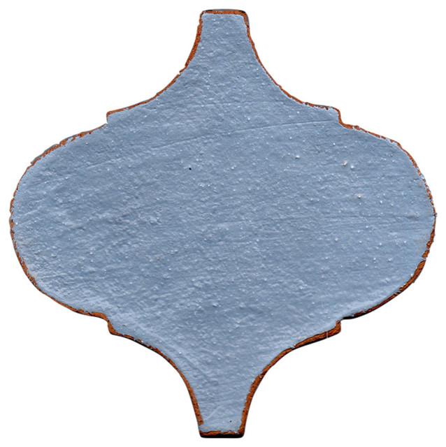 Blend Tiles, Blue, Set of 4